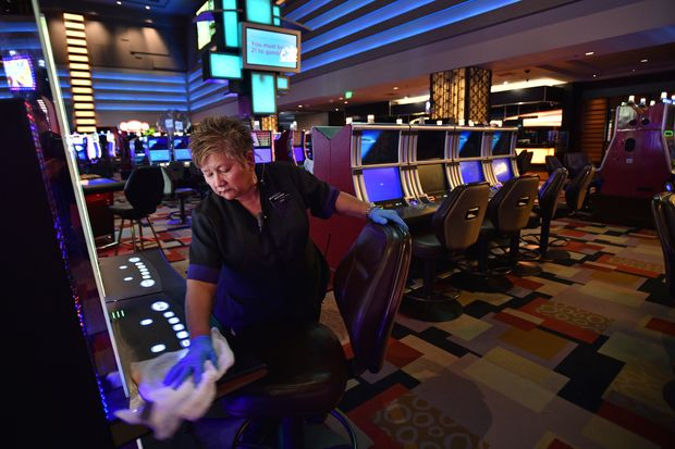 To Spend A Lot Of Time On Casinos